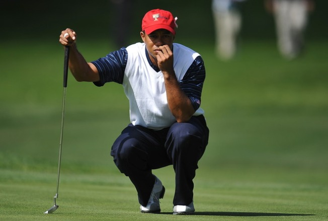 Crouching Tiger: Woods' Demand for Privacy Questioned
