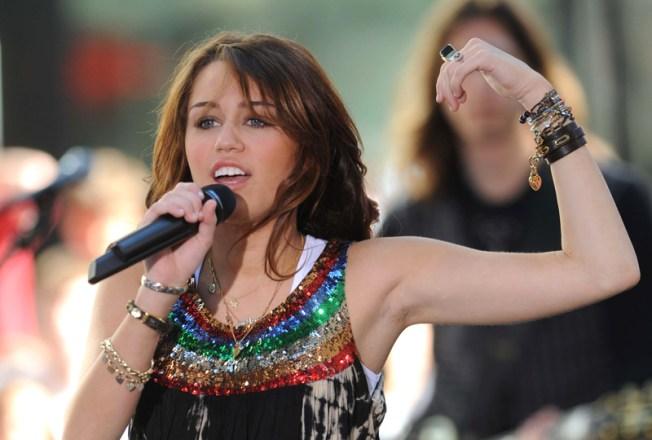 OMG! Jonas Bros., Miley Headline Inaugural Concert