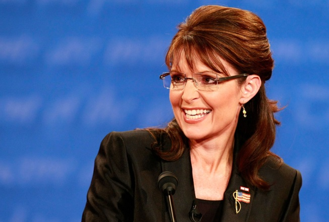Palin Back to the Land of the Ice and the Snow