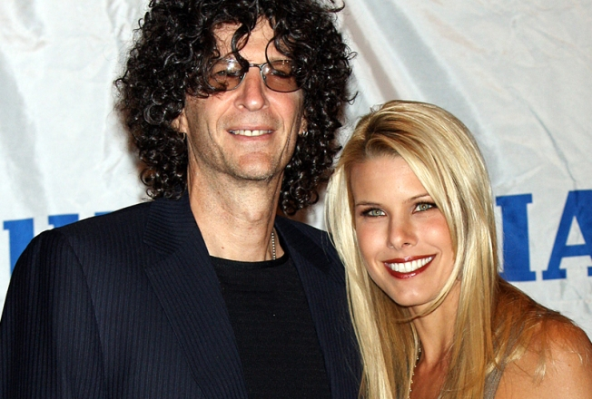 Mrs. Howard Stern to Run the NY Marathon Sunday