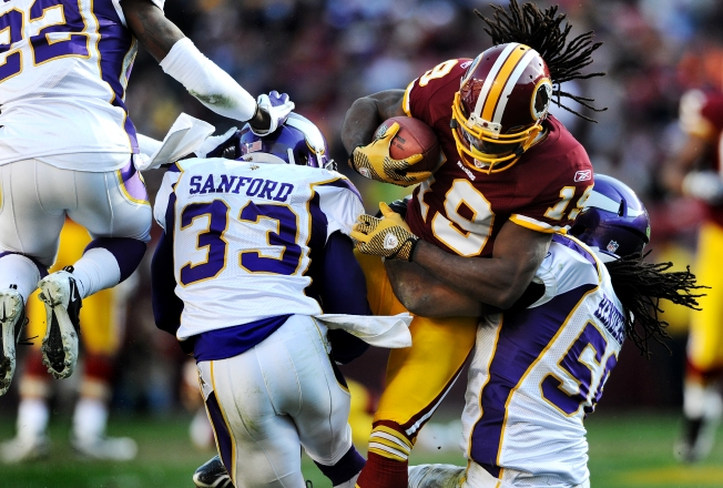Inconsistent Play Headlines Another Redskins Home Loss