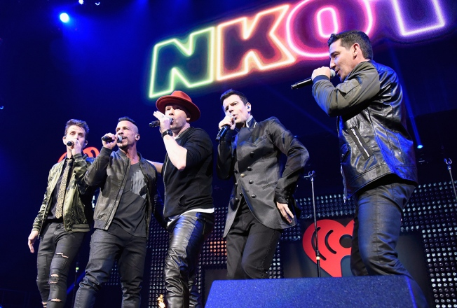 Concerts Coming to Washington, DC: New Kids on the Block Announce 2019 Tour