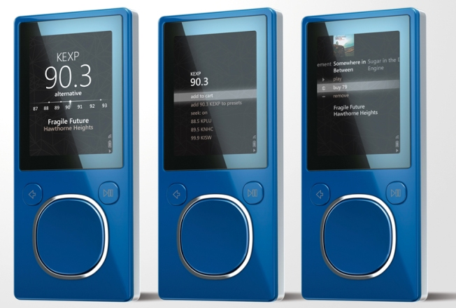 Happy New Year From Microsoft: Your Zune is Dead