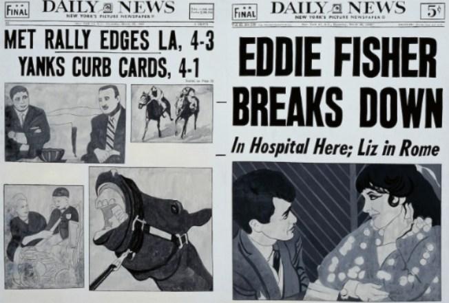 Warhol Exhibit Examines the Sensational