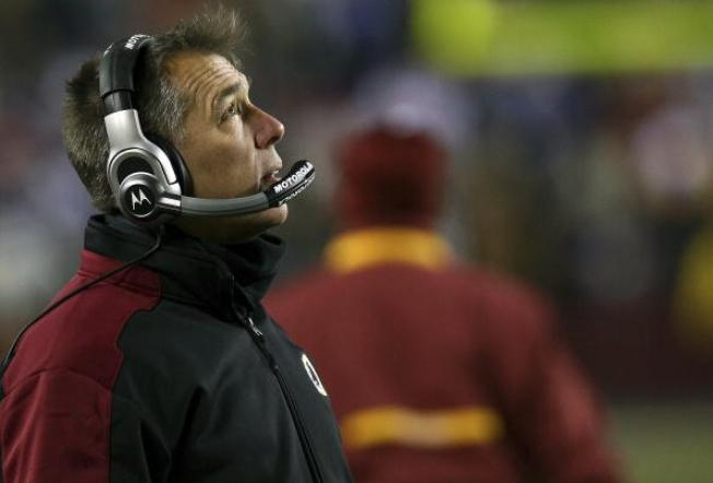 Rooney Rule May Signal Zorn's Redskins Goodbye