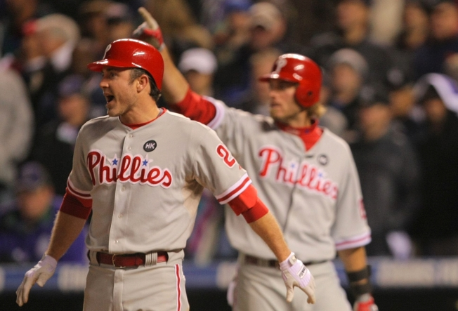 Phillies Navigate Rocky Road to Win NLDS