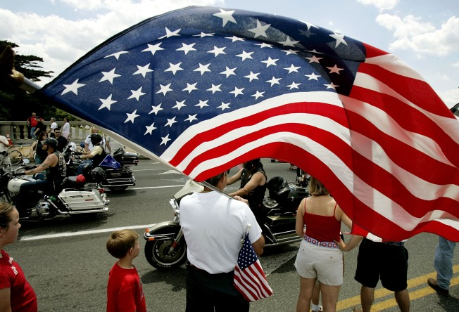 August Motorcycle Ride To Honor 9/11 Victims