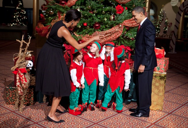Elf Clueless About Obama