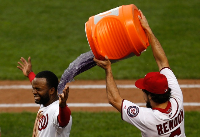 Nats Stretch Streak to 10 With 1-0 Win vs. D-Backs