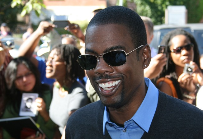 "Chris Rock Sued Over ""Good Hair"""
