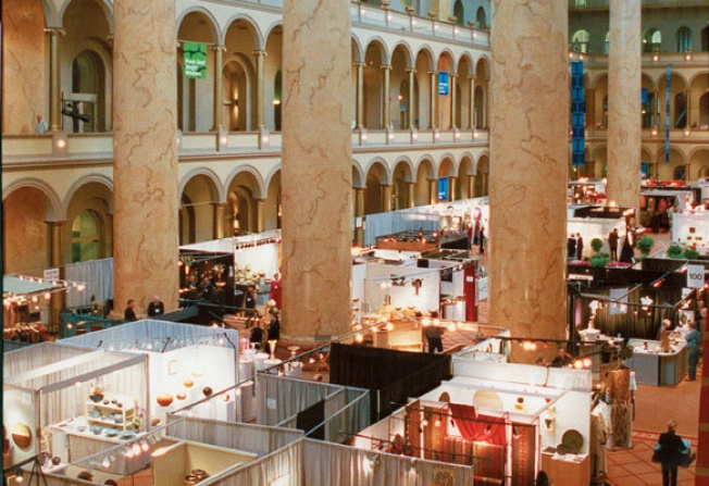Smithsonian Craft Show Starts Thursday