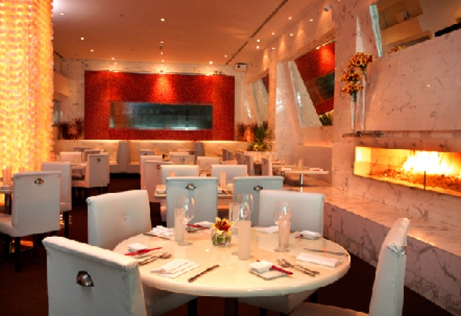 Stylish Dining at Oya Restaurant and Lounge