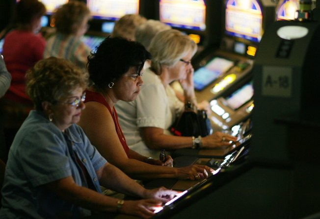 Md. Nets 27.6 Percent More in Gambling Revenue