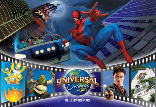 Universal Orlando Plans to Build 5th Resort