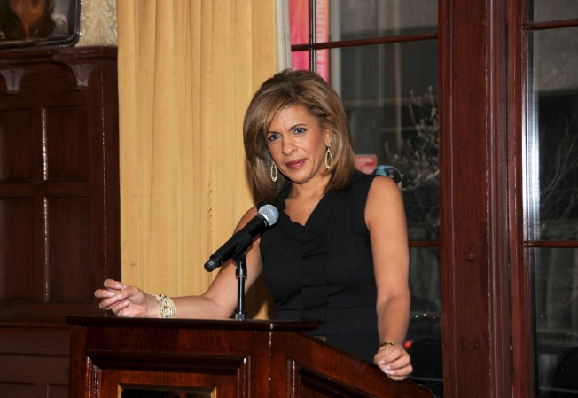 Hoda Kotb to Speak in Fairfax County