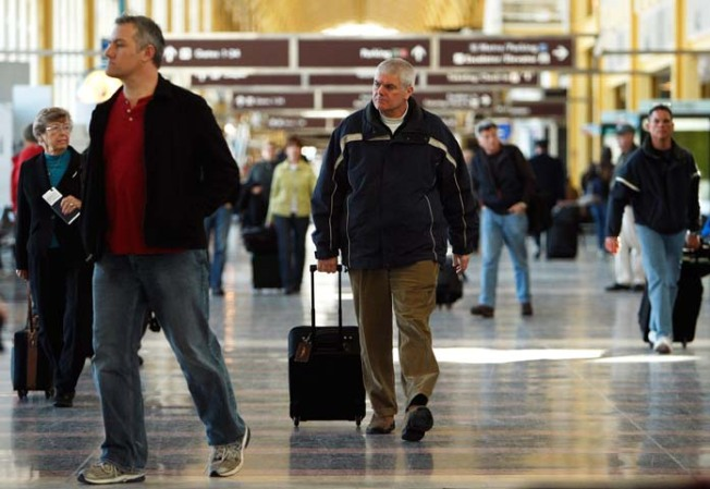 New Rankings Revealed for Airport Delays