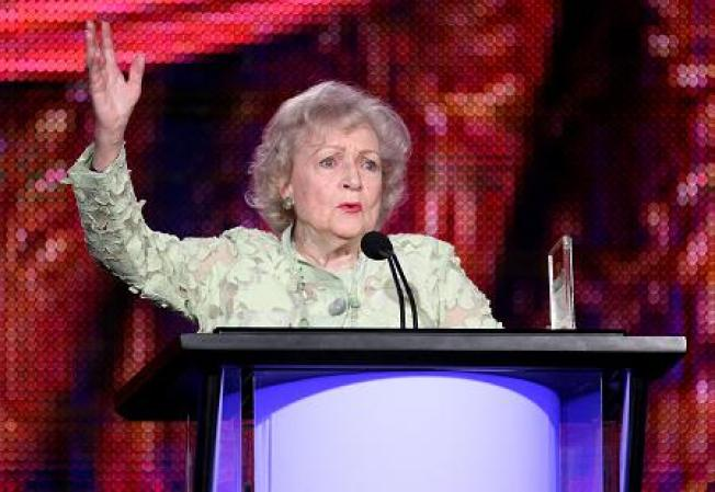 Betty White's Golden Opportunity