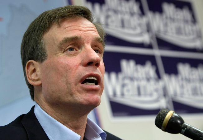 Sen. Mark Warner Names Campaign Staff