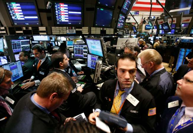 Stocks Dip Sharply After Big Rally