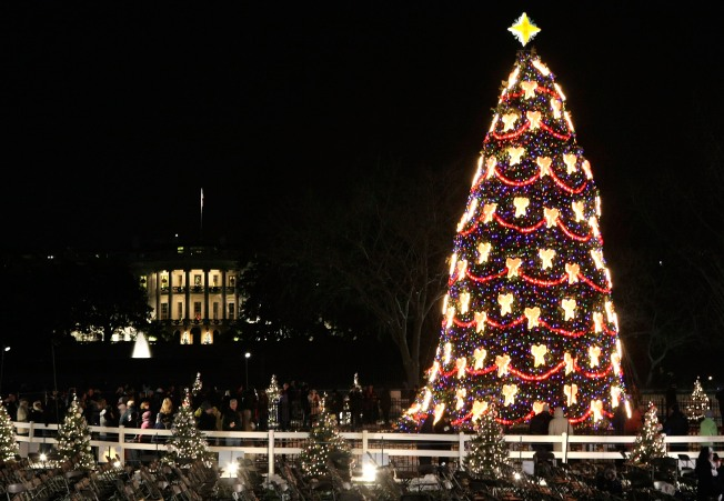 White House to Totally Ruin Christmas?