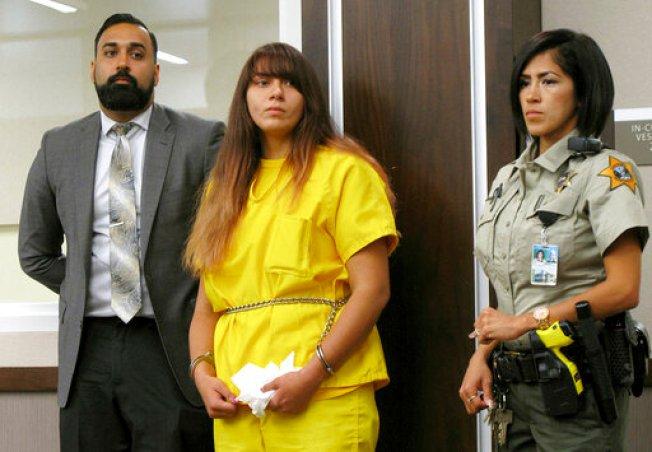 Woman Who Livestreamed Fatal California Crash Arrested Again