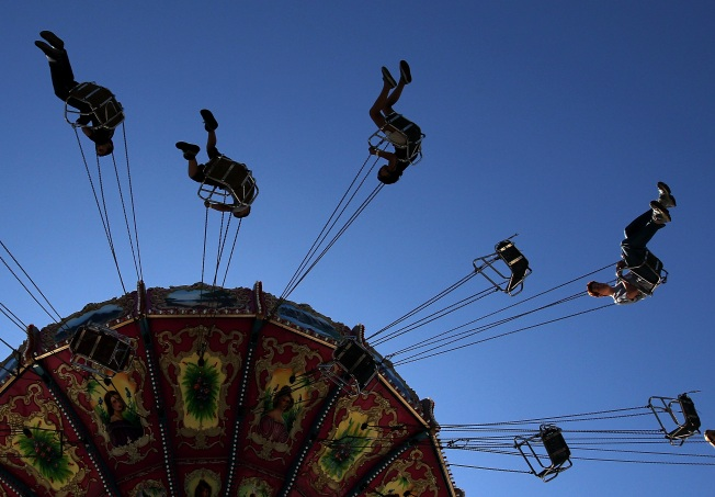 Slate of County Fairs Start Saturday