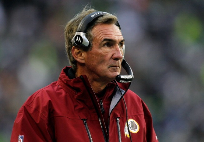 Shanahan Has an Eye on Big Picture