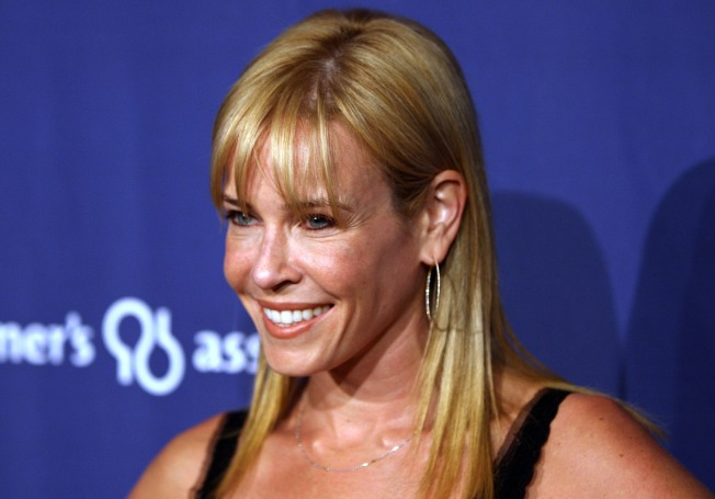 Chelsea Handler to Address Sex Tape Rumors