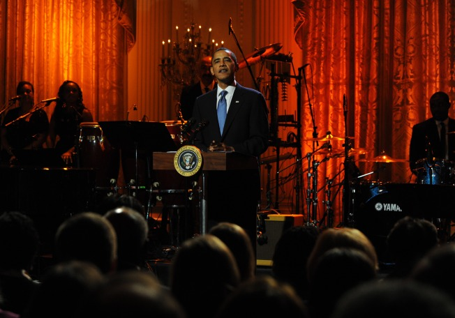 Obamas Host Civil Rights Themed Concert