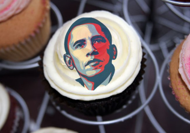 McLean Bakery Cashing in on Obama Cupcakes