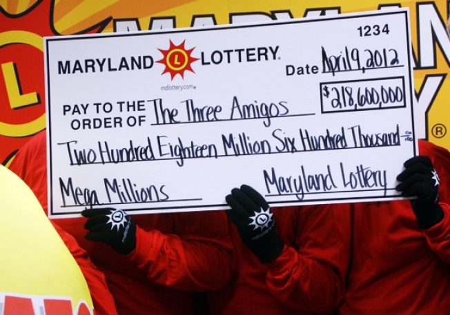Want to Keep Your Lottery Winnings a Secret? Buy in Maryland