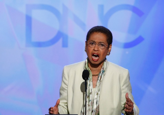 The Eleanor Holmes Norton Report: A Challenge to Colbert