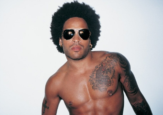 Watch Lenny Kravitz Get Lost in The Borgata