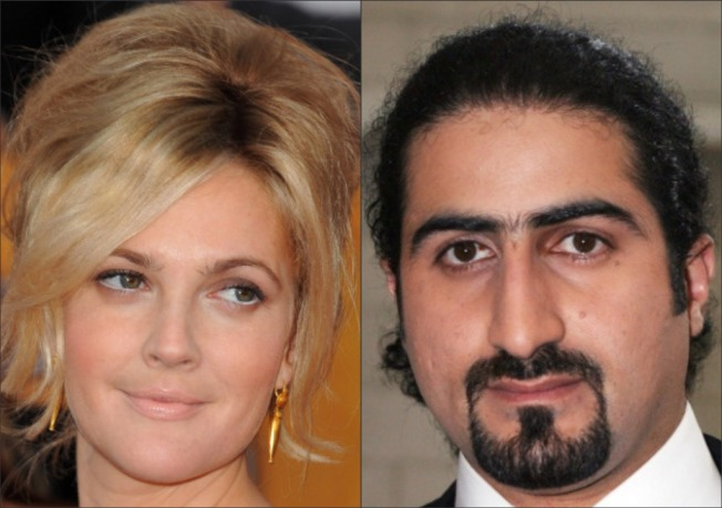 Bin Laden's Son Loves His Dad, and Drew Barrymore