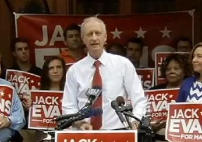 Jack Evans Tops $1 Million in Fundraising for D.C. Mayor
