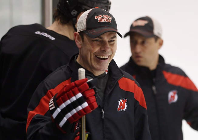Watch Live: Capitals Introduce Adam Oates as Coach