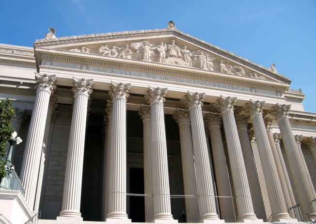 National Archives Cancels Late Afternoon, Evening Tours Due to Budget Cuts