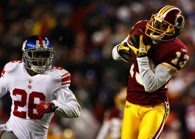 Five Keys to Redskins vs. Giants