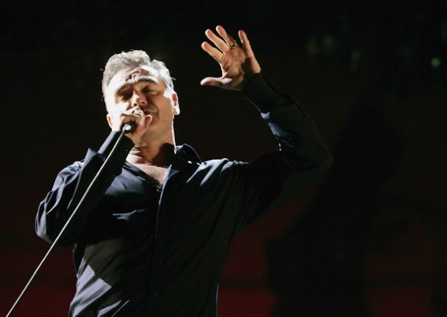 Music Festival Goes Vegetarian For Morrissey