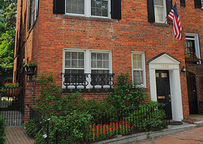 JFK's Georgetown House Snapped Up