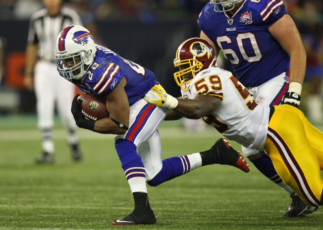Amidst a Losing Streak, Redskins Searching for Answers