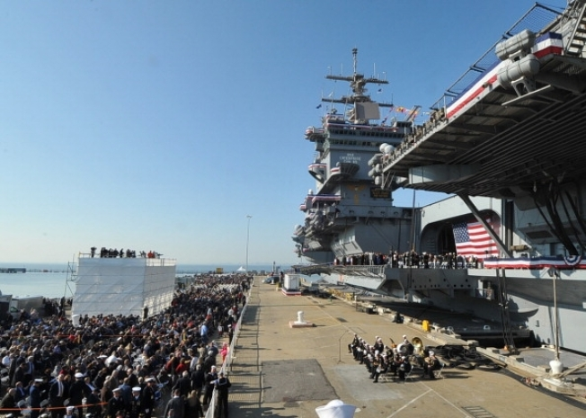 USS Enterprise Retired From Active Service