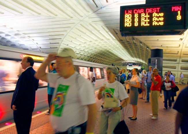 Verizon Concert Goers May See Significant Metro Delays this Weekend
