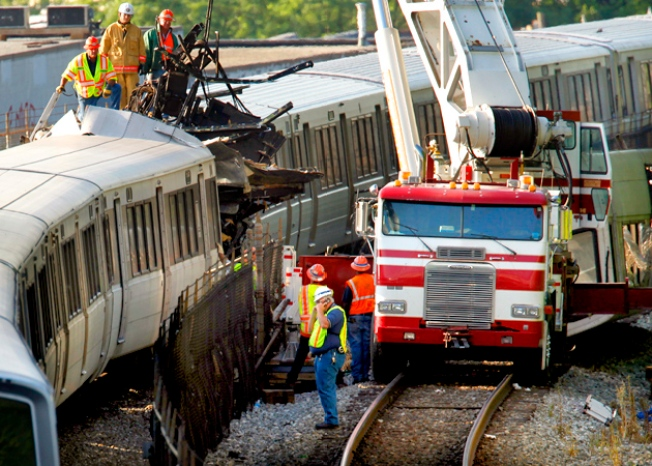 Metro Settles Lawsuit Resulting from 2009 Crash