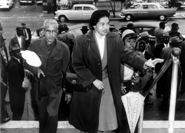 Rosa Parks Archive Fully Digitized by Library of Congress