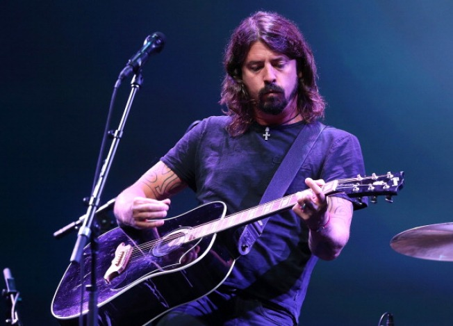 Nicks, Fogerty, More Join Grohl for Sundance Gig