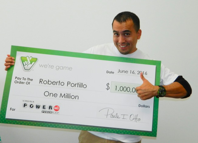 Sterling Man Stunned He'd Been Carrying Around a $1 Million Powerball Ticket for a Month