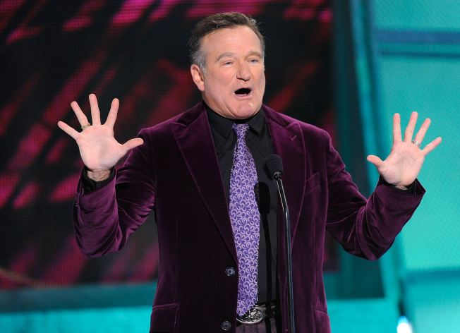 New HBO Doc Sheds Light on Robin Williams' Everlasting Spark