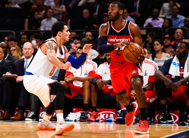 Wizards Open Season Against Heat With Promise
