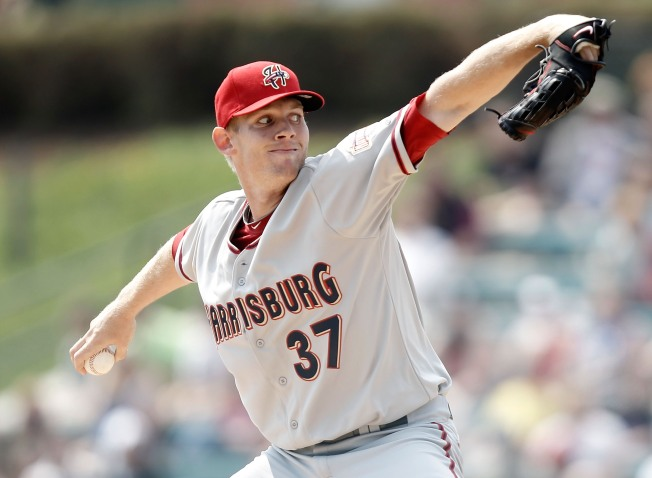 Nationals' Treasure Shines Again in Double-A
